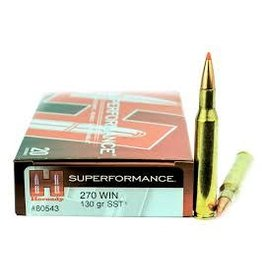 Hornady Hornady Superformance 270 Win 130gr SST (80543)