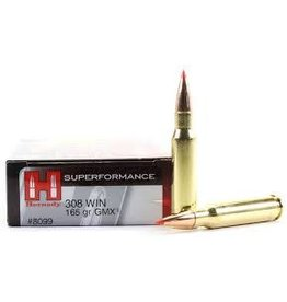 Hornady Hornady Superformance 308 Win 165gr GMX (8099)
