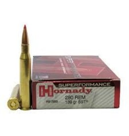 Hornady Hornady Superformance 280 Rem 139gr SST (81583)