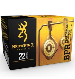 Browning Browning  22 LR 40gr LRN Blackened 400rd box (B194122400)