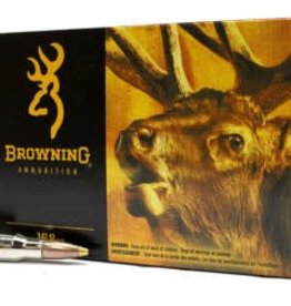 Browning Browning BXC 300 Win Mag 185gr Big Game (B192203001)