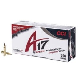 CCI CCI A17 17 HMR 17gr Varmint tip 200rds box (949CC )