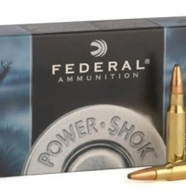 Federal Federal 30-06 SPRG 125gr SP Powershok (3006CS)