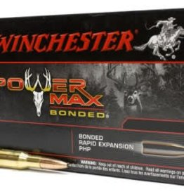 Winchester Winchester 270WSM 130gr Power Max Bonded (X270SBP)