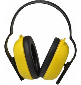 Generic Padded Yellow Earmuffs (EP-106)