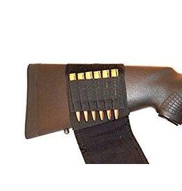 GrovTec Grovtec Buttstock Rifle Shell Holder w/ Flap (GTAC83)