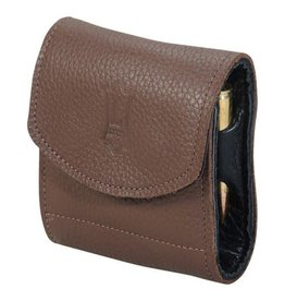 Levy Levy's Leather rifle cartridge pouch Brown