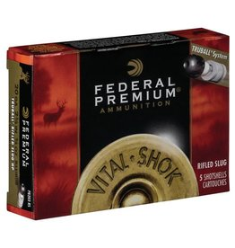"Federal Federal Premium 20 GA 2 3/4"" 3/4oz Maximum Slug 5rd box (PB203RS)"