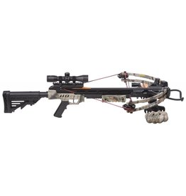 Center Point Archery Center Point Sniper 370 Camo Crossbow