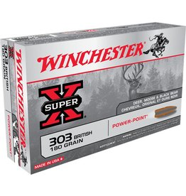 Winchester 303 British 180GR Power-Point