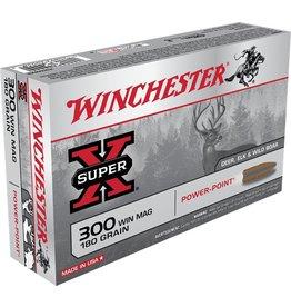 Winchester Winchester 300 Win Mag 180gr Powerpoint (X30WM2)