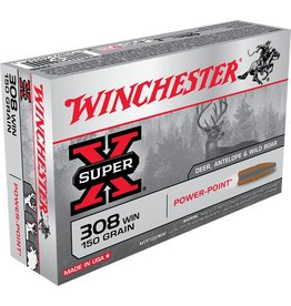 Winchester Winchester 308 Win 150gr powerpoint (X3085)