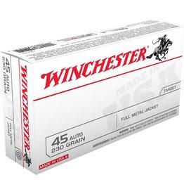 Winchester 45 Auto 230gr FMJ