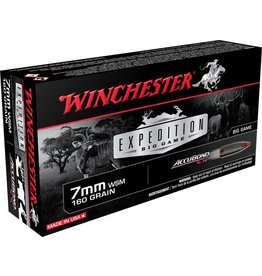 Winchester Winchester 7mm WSM 160gr Accubond CT Bonded (S7MMWSMCT)