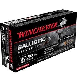 Winchester Winchester 30-30 Win 150gr Ballistic Silvertip (SBST3030)