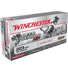 Winchester Winchester 223 Rem 64gr Deer Season XP (X223DS)