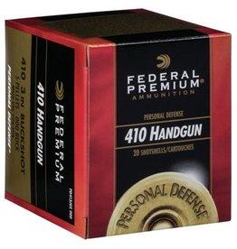 "Federal Federal Premium 410GA Handgun 2 1/2"" Buckshot000 (PD412JGE000)"