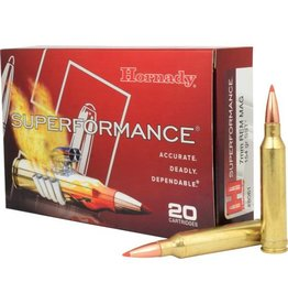 Hornady Hornady Superformance 7mm Rem Mag 154gr SST (8061)