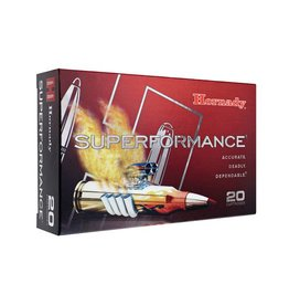 Hornady Hornady Superformance 7mm Rem Mag 162gr SST (80633)