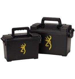 Browning Browning Buckmark Dry Storage Ammo Cans 2Pk (129025)