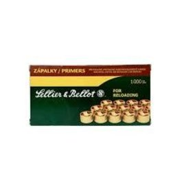 Sellier & Bellot Sellier & Bellot Sm Pistol Primer/Box 100ct
