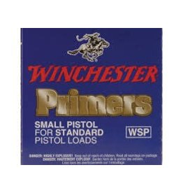 Winchester Winchester WSP Small Pistol Primers/Box 100ct