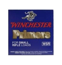 Winchester Winchester WSR Small Rifle Primers/Brick 1000ct (WSR)