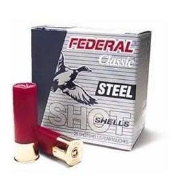 """Federal Federal Steel 12ga 2 3/4"""" 1 1/4oz BBB (W148BBB)"""