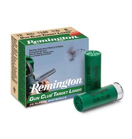 "Remington Remington Gun Club Target 20244 12GA 2.75"" 1 1/8oz (GC12L7) #7.5"