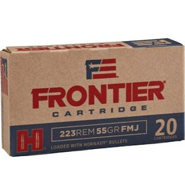 Frontier by Hornady Hornady Frontier 223 Rem 55gr FMJ (FR100)