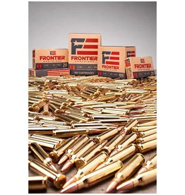 Frontier by Hornady Hornady Frontier 223 Rem 55gr Spire Point (FR120)