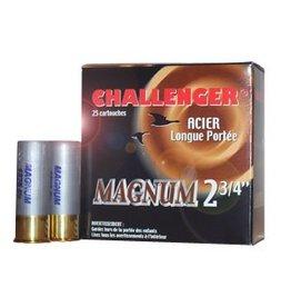 """Challenger Challenger Magnum Steel 12GA 2.75"""" 1 1/8oz #2 (50052)"""