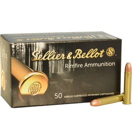 Sellier & Bellot Sellier & Bellot 22 LR 40gr SB Standard 50rd box (355030)