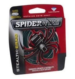 Spider Wire Spider Wire Stealth Braid 30lb Hi-Vis Yellow