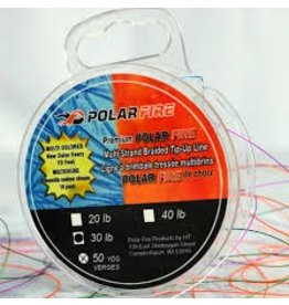 Polar Fire Polar Fire 50yrd 40lb Multi Coloured Line