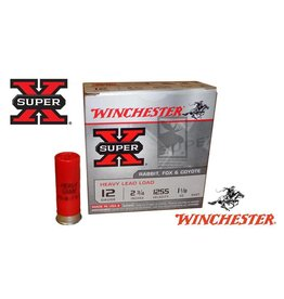 "Winchester Winchester W12H6 12ga 2.75"" 1 1/8oz Heavy Game Load #6"
