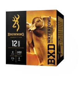 """Browning Browning BXD WF 12GA 3"""" 1 1/4oz #2 (B193411232)"""