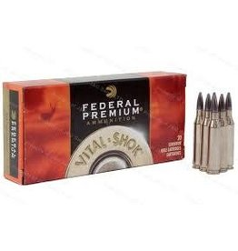 Federal Federal Premium 243 Win 100gr Nosler Partition (P243E)