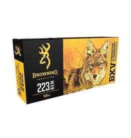 Browning Browning BXV Varmint 223 Rem 50gr (B192302231)
