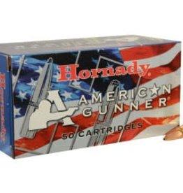 Hornady Hornady American Gunner 300 Blackout 125gr HP 50rd box (80897)