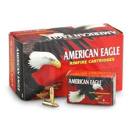 Federal Federal American Eagle 22 LR 38GR Copper HP 40rd (AE22)