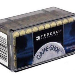 Federal Federal 22 WMR 40gr FMJ 50rd box (737)