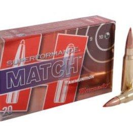 Hornady Hornady Match 260 Rem 130gr ELD (8553)