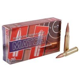 Hornady Hornady Match 6mm Creedmoor 108gr ELD (81391)