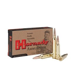 Hornady Hornady Custom International 6.5x55 Swede 160gr Interlock RN (8149)