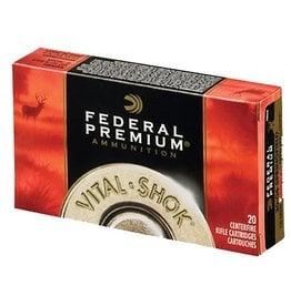 Federal Federal Premium 30-06 SPRG 165gr Nosler Partition (P3006AD)