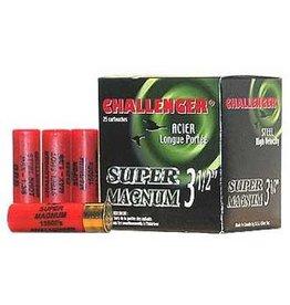 """Challenger Challenger Super Magnum Steel 12GA 3.5"""" 1.3/8oz #1 50101"""