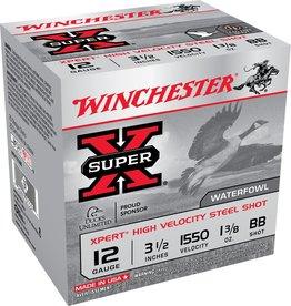 "Winchester Winchester Steel 12GA 3.5"" 1.3/8oz BB (WEX12LBB)"