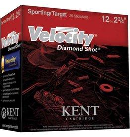 """Kent Kent Velocity K122OS24-8.5 12GA Target 2 3/4"""" 7/8oz #8.5"""