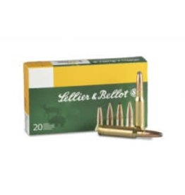 Sellier & Bellot Sellier & Bellot 30 Carbine 110gr FMJ (2960)/(332650)